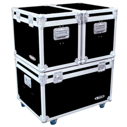 Odyssey FZTP090W Flight Zone Three Case Truck Pack Utility Case