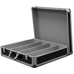 Odyssey KCD600BLK Krom Style CD Case for Up To 600 Viewpacks