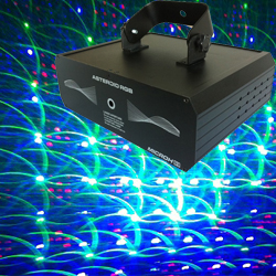 Microh DJ ASTEROID-RGB Laser Effect (open box discontinued clearance)