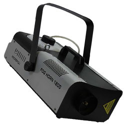 Microh DJ FOGHORN-1200 1200W Fog Machine with Wired and Wireless Remotes