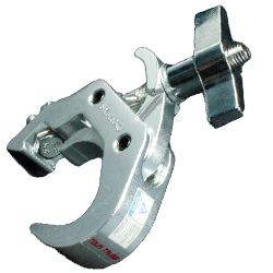 Microh DJ TT-BIG-CLAW Safety Clamp with 550lbs Max Weight Capacity