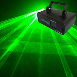 Microh DJ VIRUS 60 Laser Effect