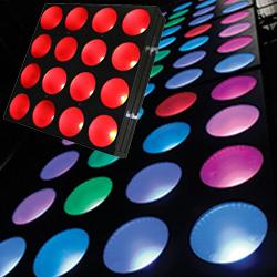 Microh LED NOVA16 High Power RGB LED Matrix Panel with Art Net