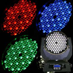 Microh LED Phantom RGBW LED Moving Head Wash