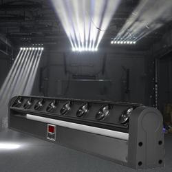 Microh LED REVOLVER QUAD 8pcs 10 Watt Quad RGBW LED Revolving Effect Light