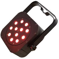 Microh LED SLIM P12 TRI 12x3W RGB LED Par Wash