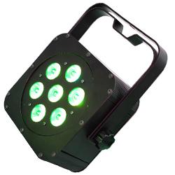 Microh LED SLIM P7 TRI 7x3W RGB LED Par Wash