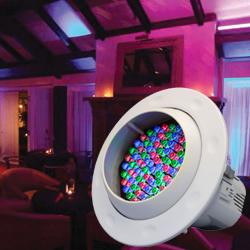 Microh LEDP38RSD-ULTRA RGB LED PAR Wash Light