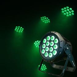 Microh Rio Tri Par High Power Tri LED Par Wash