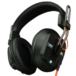 "Fostex T50RPmk3 Headphones Semi-Open for ""Flat and Clear"" Sound Characteristics"