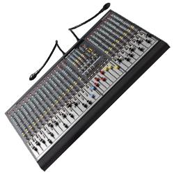 Allen & Heath GL2400-432 4 bus 30 mono 2 stereo channel mix console