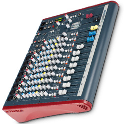 Allen & Heath ZED60-14FX Compact 6 Mono and 4 Stereo Mixer