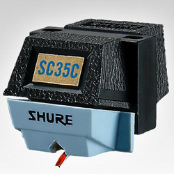 Shure SC35C DJ Turntablist Cartridge