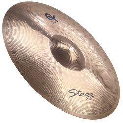 Stagg EXCM14B 14 Inch EX Medium Crash Cymbal