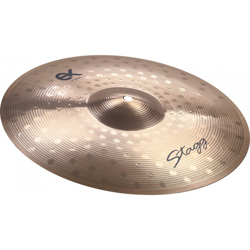 Stagg EXCM18B 18 Inch EX Medium Crash Cymbal