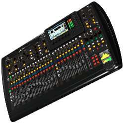 Behringer X32 40 Input 25 Bus Digital Mixing Console