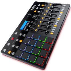 Akai MPD232 MIDI-over-USB Pad Controller with 64 Assignable Pads Accessible Via 4 Banks (discontinued clearance)