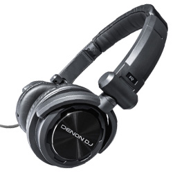 Denon DJ DN-HP600 Swivel Ear Cup Headphones