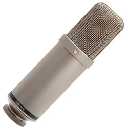 Rode NTK Cardioid Tube/Condenser Microphone