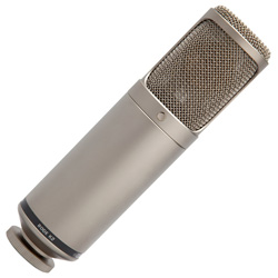 Rode K2 Multi-Pattern Tube/Condenser Microphone
