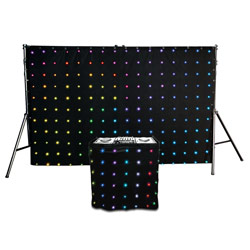 Chauvet DJ MOTIONSET-LED Light Package with MOTIONDRAPELED and MOTIONFACADELED