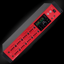 Focusrite Clarett 8preX Thunderbolt 26 Input 28 Output Thunderbolt Audio Interface and Mic Preamp