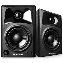 M-Audio AV42 Active Desktop Studio Monitor (pair)