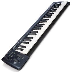 M-Audio Keystation 49 II Next Generation 49 Full Sized Velocity Sensitive Key MIDI Controller