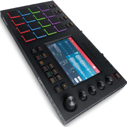 Akai MPC Touch Multi-Touch Music Production Center DJ Controller with Electronic Drum Pads