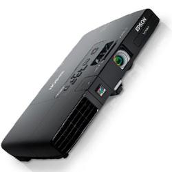 Epson V11H478120-F PowerLite 1761W WXGA 3LCD Lightweight Projector