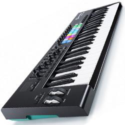 novation launchkey 49 mk2 49 key synth style velocity sensitive midi keyboard acclaim sound. Black Bedroom Furniture Sets. Home Design Ideas