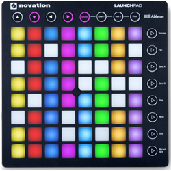 Novation Launchpad MK2 Iconic Grid Style Electronic Drum Controller for Ableton Live