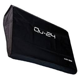 Allen & Heath Dustcover Qu-24 Water Repellent Cover for the QU-24