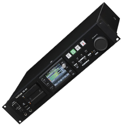 TASCAM HS-20 2 Channel Solid State Digital Network Recorder/Player