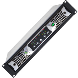 Ashly nXp4004 70V/100V Network Amplifier with Protea and 400W Per 4 Channels