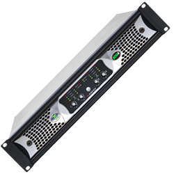 Ashly nXp8004 70V/100V Network Amplifier with Protea and 800W Per 4 Channels