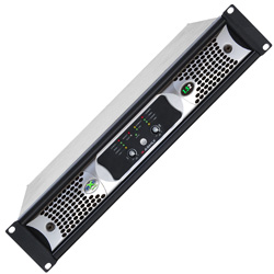 Ashly nXp1.52 70V/100V Network Amplifier with Protea and 1500W Per 2 Channels