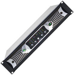 Ashly nX1.54 70V/100V Power Amplifier with 1500W Per 4 Channels