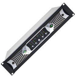 Ashly nXe1.54 70V/100V Network Amplifier with Ethernet and 1500W Per 4 Channels