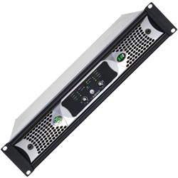 Ashly nXe3.02 70V/100V Network Amplifier with Ethernet and 1250W+ Per 2 Channels