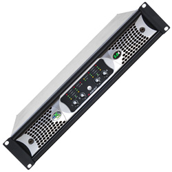 Ashly nXe3.04 70V/100V Network Amplifier with Ethernet and 1250W+ Per 4 Channels