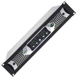Ashly nXp3.04 70V/100V Network Amplifier with Protea and 1250W+ Per 4 Channels