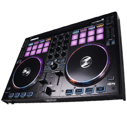 Reloop BEATPAD 2 Professional Cross Platform DJ Controller for Use with DJAY 2 Mixing Software and Spotify