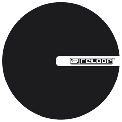 Reloop Slipmat Reloop High Quality Felt Slipmat with Reloop Logo