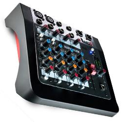 Allen & Heath ZED-6 Compact 6 Input Analogue Mixer