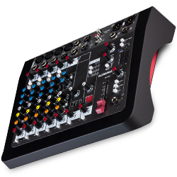 Allen & Heath ZEDi-10 Hybrid Compact Mixer with 4x4 USB Interface