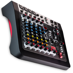 Allen & Heath ZEDi-10FX Hybrid Compact Mixer with 4x4 USB Interface and FX
