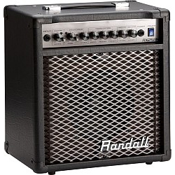 Randall RX25RMBCC 25w 2 channel practice amp with spring reverb  (discontinued clearance)