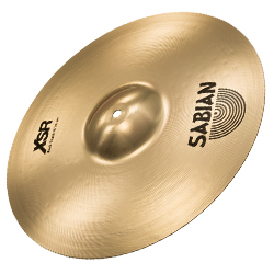 "Sabian XSR1609B 16"" XSR Rock Crash Cymbal"