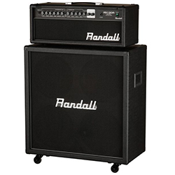 Randall RX412 Cabinet(Black) **CLEARANCE - FLOOR MODEL**1 units left